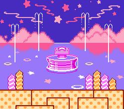 Fuente de los Sueños Kirby's Adventure