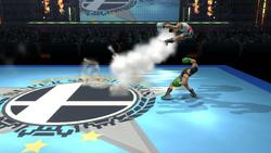 Guardia relámpago (2) SSB4 (Wii U)