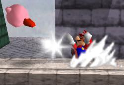 Lanzamiento trasero de Mario (2) SSB