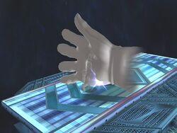 Master Hand Manotazo (2) SSBB