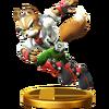 Trofeo de Fox SSB4 (Wii U)