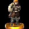 Trofeo de Gaius SSB4 (3DS)