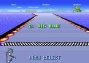 Big Blue F-Zero