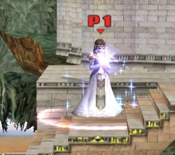 Entrada Zelda SSBB