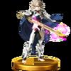 Trofeo de Corrin SSB4 (Wii U)