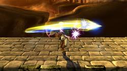 Ataque eléctrico (3) SSB4 (Wii U)