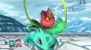 Burla hacia abajo de Ivysaur (2) SSBB