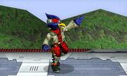 Burla lateral Falco SSB4 (3DS)
