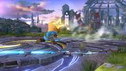 Estrella ninja (1) SSB4 (Wii U)