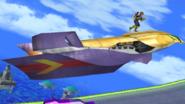 Falcon Flyer SSBB