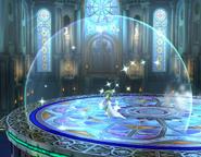 Gardevoir en SSB4 (Wii U)