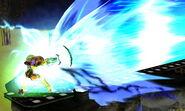 Láser Zero en SSB4 (3DS)