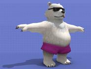 Pose T Oso Polar SSBB