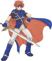 Roy FE The Binding Blade