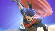 Ataque áereo normal de Ike SSBU