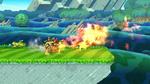 Llamarada (Bowser) SSB4 (Wii U)