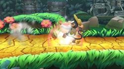 Monda paralizadora (3) SSB4 (Wii U)