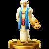 Trofeo de Maestro Buhel SSB4 (Wii U)