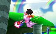 Karateka Mii Salto espectral SSB4 (3DS) (2)