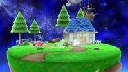 Mario Galaxy (Versión Omega) SSB4 (Wii U)
