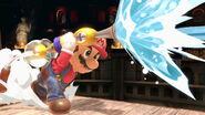 Mario en el Coliseo de Regna Ferox SSBU