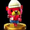 Trofeo de Pascal SSB4 (Wii U)