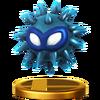 Trofeo de Unira SSB4 (Wii U)