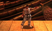Burla lateral Ryu SSB4 (3DS)