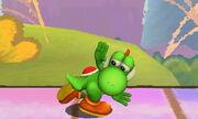 Burla lateral Yoshi SSB4 (3DS) (2)