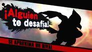 Pantalla de desbloqueo Falco SSB4 (Wii U) (NTSC)