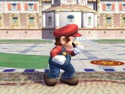 Pose de espera 1 (1) Mario SSBB