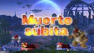 Muerte Subita SSB4 Wii U (español)
