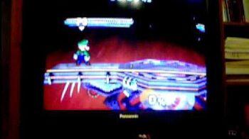 Super Smash Bros Melee Glitch Alone in Vs mode