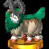 Trofeo de Gogoat SSB4 (3DS)