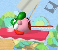 Copia Yoshi de Kirby (2) SSBM