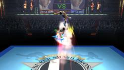 Gancho contundente (3) SSB4 (Wii U)