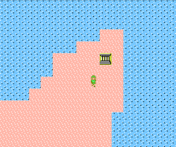 Icono de Palacio Zelda II The Adventure of Link