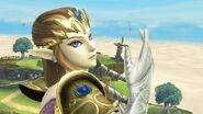 Primera imagen de Zelda en Altárea SSB4 (Wii U)