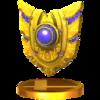 Trofeo Retroescudo SSB4 (3DS)