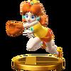 Trofeo de Daisy (receptora) SSB4 (Wii U)
