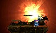 Aparición de Ifrit en Midgar SSB4 (3DS)