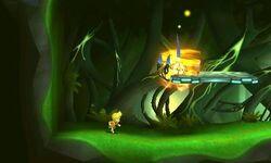 Chandelure (3) SSB4 (3DS)