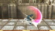 Danza del sable (Marth) (1) SSB4 (Wii U)