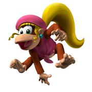 Dixie Kong DK Jungle Climber