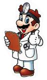 Dr. Mario Pegatina SSBB