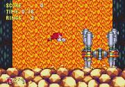 Knuckles en Sonic 3