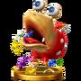 Trofeo de Bulbo SSB4 (Wii U)