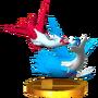 Trofeo de Latias y Latios SSB4 (3DS)