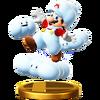 Trofeo de Mario nube SSB4 (Wii U)