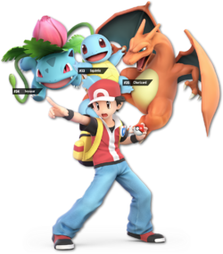 Entrenador Pokémon SSBU